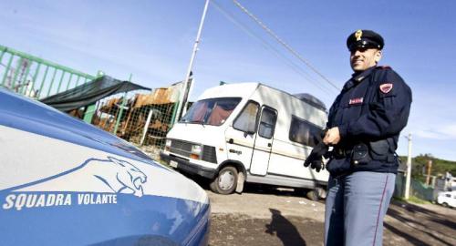 Roma: Rom uccide a sprangate un guardone dopo atti osceni sui figli